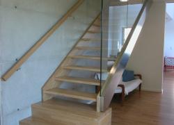 Treppenkombination Eiche