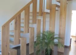 Designertreppe in Eiche (Parkett)