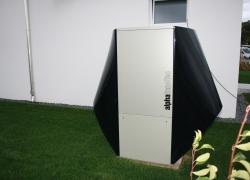Luft/Wasser- Wärmepumpe LW180A