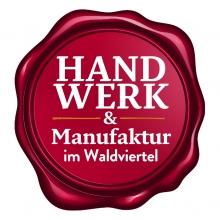 Logo Handwerk & Manufaktur im Waldviertel